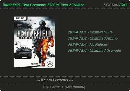 trainer battlefield 2