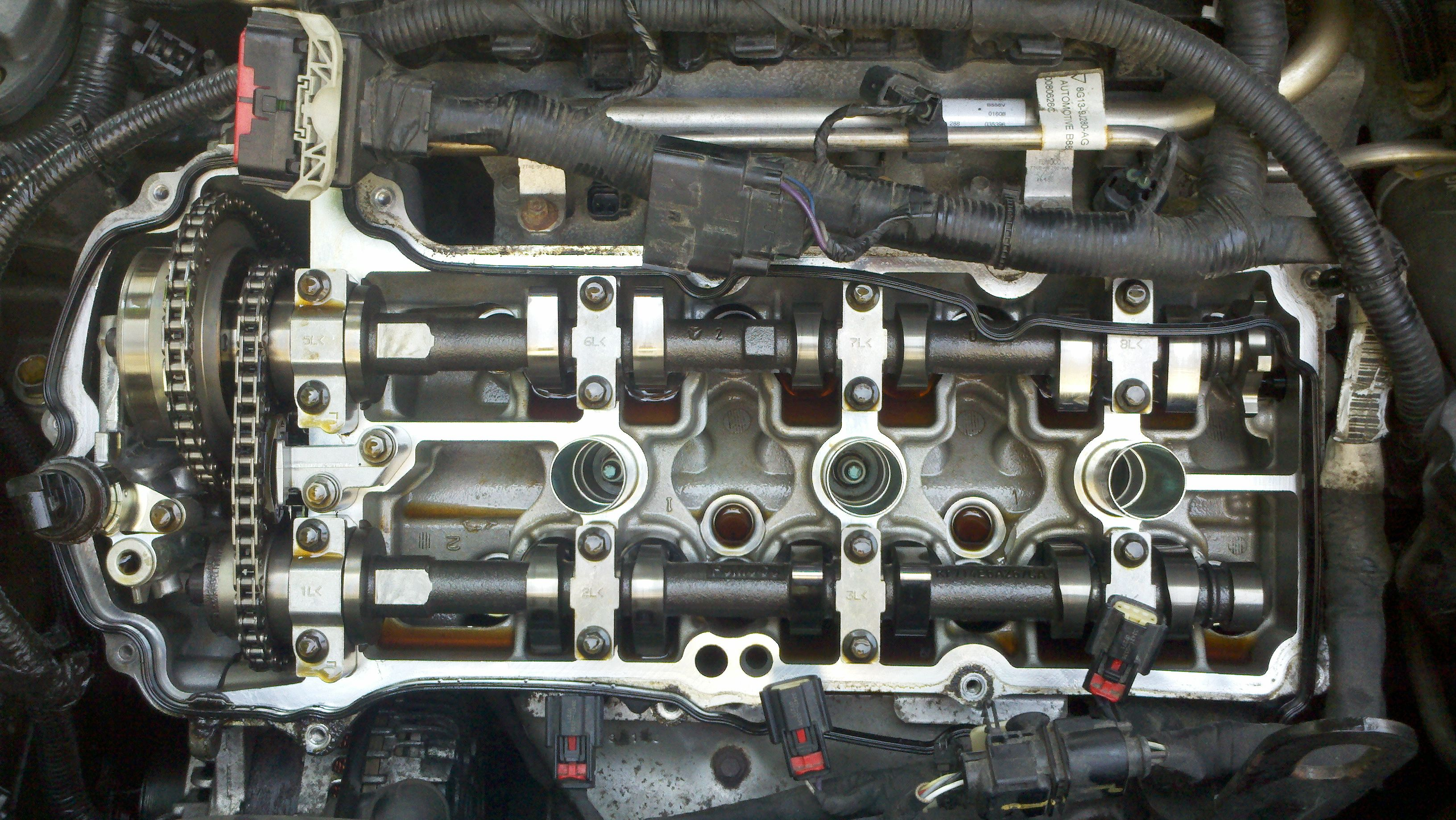 ford fusion vct solenoid replacement