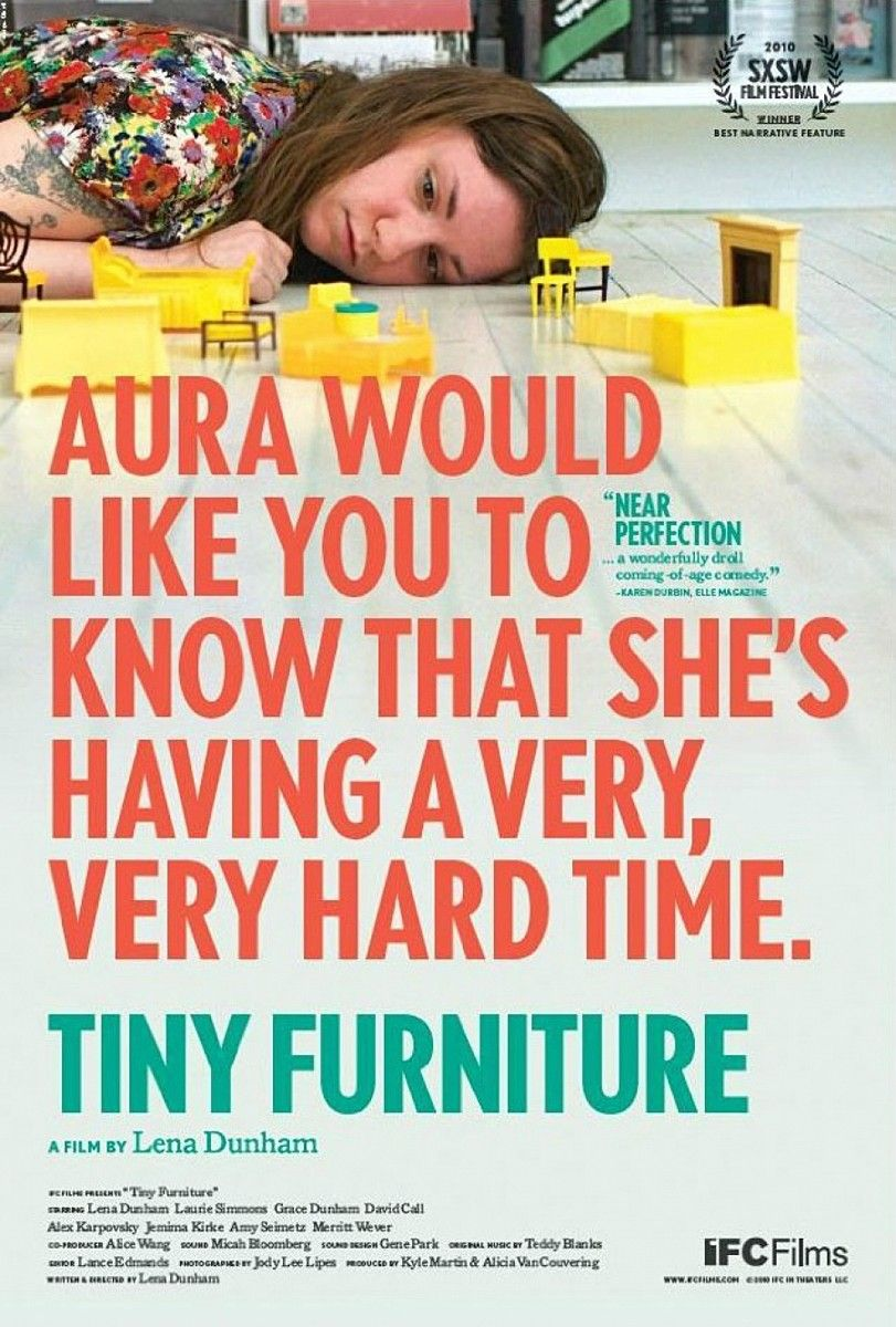 znmm5 Lena Dunham   Tiny Furniture (2010)