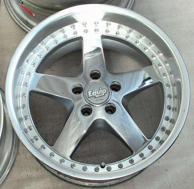 Dish 18 11J 13J 5x114 Rims Alloy Wheels Wide Body 300zx Supra