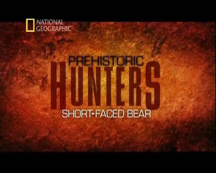 National Geographic - Tarih Öncesi Yırtıcılar Boxset 8 Bölüm DVBRIP Türkçe Dublaj