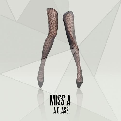 Miss A – Class A (Taiwan Edition)Cover
